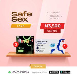 Safe Sex Pack