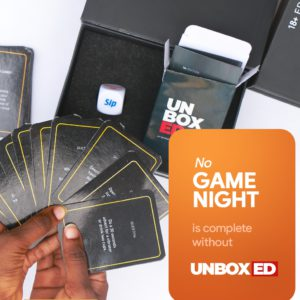 UnboxED: 18+ Edition (Sexual-Themed Card Game)