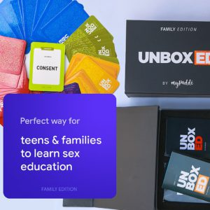 UnboxED: Family Edition (Sexual Health Card Game)