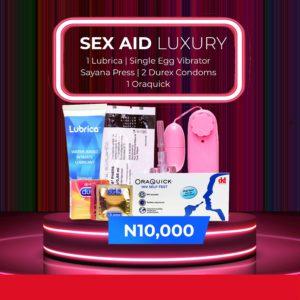 Sex Aid Luxury